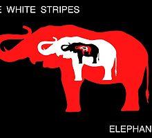 Seven Nation Elephant by EgomanticLizard
