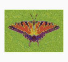 BUTTERFLY BRINGS LUCK Kids Clothes