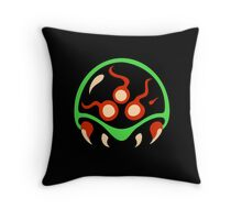 Metroid Throw Pillow
