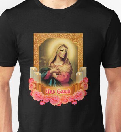 """""""Yes Gawd"""" Laganja Estranja Design Unisex T-Shirt"""