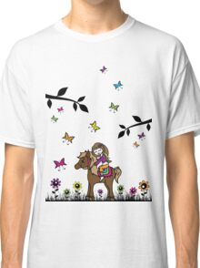 Horsey Lover Classic T-Shirt