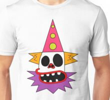 Clown Bed Unisex T-Shirt