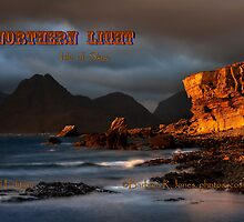 Landscape Calendar, Northern Light, Isle of Skye Landscapes, Third Edition. Scotland. by photosecosse /barbara jones