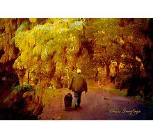 Ways of Walking 1 Photographic Print