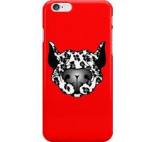 Bull Terrier Leopard Cow iPhone Case/Skin