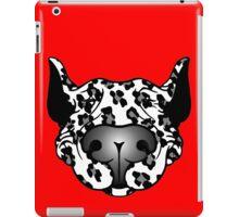 Bull Terrier Leopard Cow iPad Case/Skin