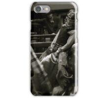 The Bull Rider iPhone Case/Skin