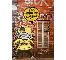 The Troll Photographic Print