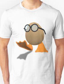 I am not an Egghead I am a Nerd  T-Shirt