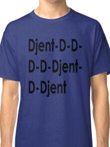 Funny Djent Music Design Classic T-Shirt