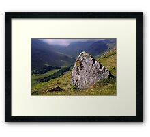 Grisedale, The Lake District Framed Print