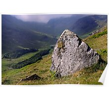 Grisedale, The Lake District Poster