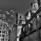 ............ and the sky is watching by marcopuch