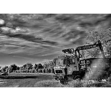 Truck Photographic Print