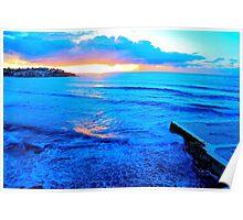 Bondi Sunrise Poster