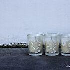 Three candles by fourthangel