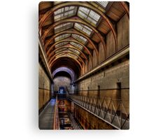 Old Melbourne Gaol #2 Canvas Print