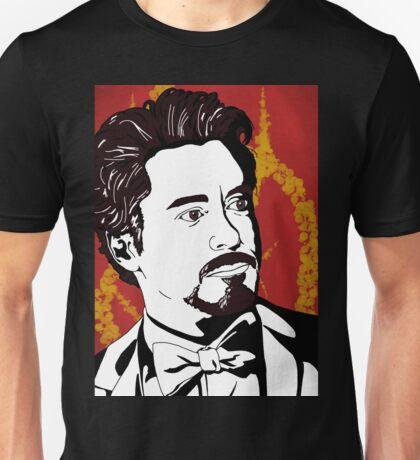 Robert Downey Jr. Unisex T-Shirt