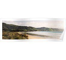 Apollo Bay Beach Poster