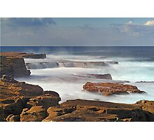 Maroubra seascape Photographic Print
