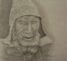 Old Man From Chinchero Peru by Noel78