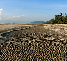 River of Sand by Dave Whiteman
