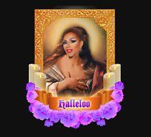 """Halleloo"" Shangela Design Unisex T-Shirt"