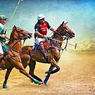 Polo: Quechee vs. Hutchinson Farms by isabelleann