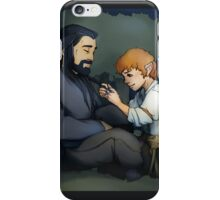 A Light Touch iPhone Case/Skin