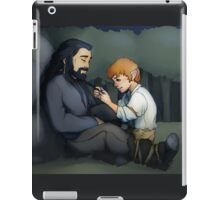 A Light Touch iPad Case/Skin
