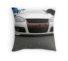 Pimpin' Ain't Easy, But Someone's Gotta Do It Throw Pillow