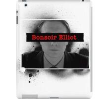 Bonsoir Elliot iPad Case/Skin