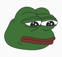 Sad Pepe Kids Tee