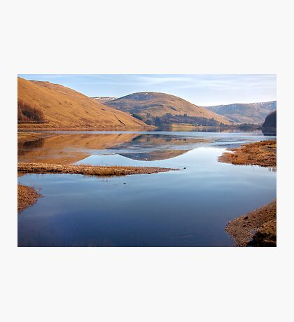 Loch o'the Lowes Photographic Print