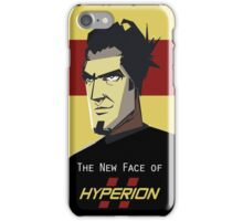 The New Face of Hyperion iPhone Case/Skin