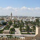 tunisian city by caroline1983