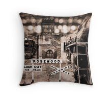 six of one, half a dozen of the other .. Throw Pillow