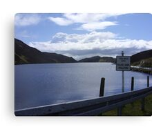 donegal lake Canvas Print