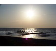 Ocean View Side Photographic Print