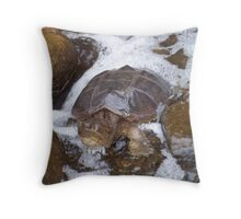 I am out of here! Throw Pillow