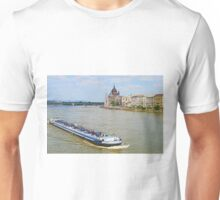 Lynn on the Danube Unisex T-Shirt