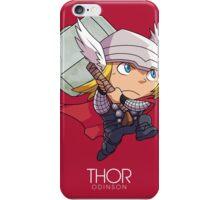 Norse God of Thunder iPhone Case/Skin