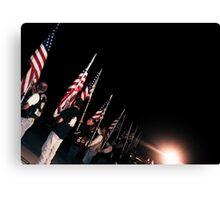 Patriot Guard Riders Canvas Print