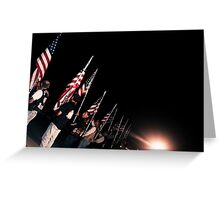 Patriot Guard Riders Greeting Card