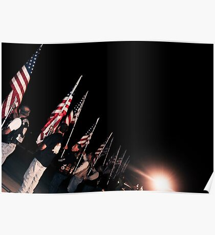 Patriot Guard Riders Poster