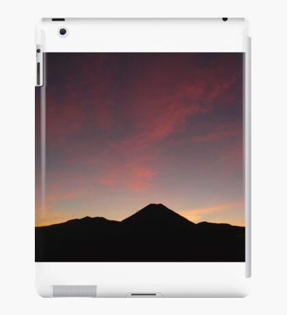 Mt. Doom Sunrise iPad Case/Skin