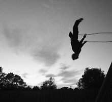 James is a stunt man by Gemmka