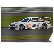 Team Schnitzer BMW M3 Poster