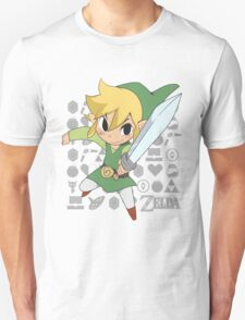 Legend of Zelda - Link T-Shirt