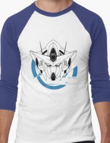 Gundam Qan(T) - GNT0000 Men's Baseball ¾ T-Shirt